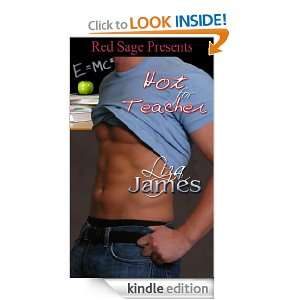 HOT FOR TEACHER: LIZA JAMES:  Kindle Store