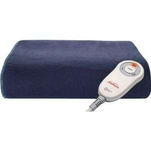 Sunbeam Electric Heated Throw Blanket TW8007030563: Home