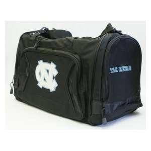 Carolina Tar Heels UNC NCAA Duffel Bag Flyby Style