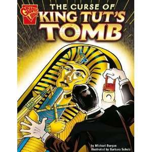 Curse of King Tuts Tomb (Graphic Library) (9781406214345