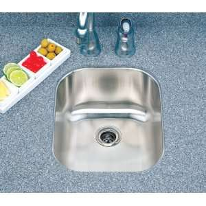 Houzer Kitchen Bar Sinks CS 1407 Houzer Club Stainless