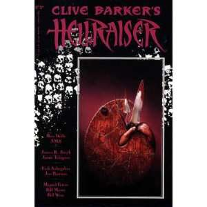 Hellraiser Book 6 Clive Barker Books