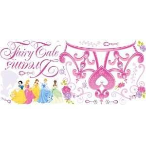 Roommate RMK1580GM Disney Princess Crown Giant Wall Decals