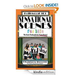 Scene Study Guide for Young Actors! (Hollywood 101) [Kindle Edition