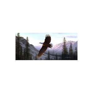Soaring Eagle Rear Window Graphic Automotive