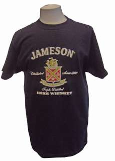 Official Jameson merchandise. It features the Jameson Irish Whiskey