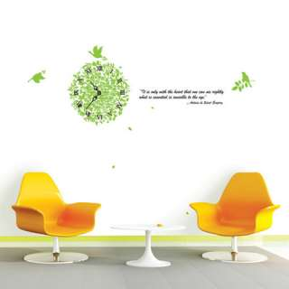 decor accents self adhesive wall sticker break time kr 0047