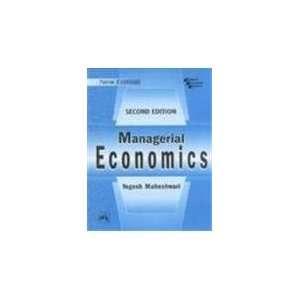 Managerial Economics (9788120327313): Yogesh Maheshwari: Books