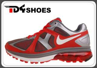 Nike Wmns Air Max Excellerate Red Sliver 2012 New Womens Running Shoe