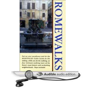 Romewalks (Audible Audio Edition) Anya Shetterly, Maria Tucci Books