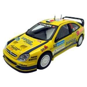 Citroen Xsara WRC PH Sport #25 G.Galli/Bernacchi 1/18 2007