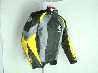 D089 HONDA MOTORCYCLE RACING JACKET WITH PADS   RED
