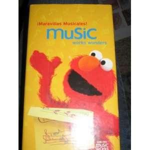 Sesame Street   Music Works Wonders (Maravillas Musicales