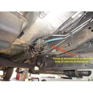 2003 2010 Ford E&F Series 6.4L 6.0L Diesel Fuel Lift