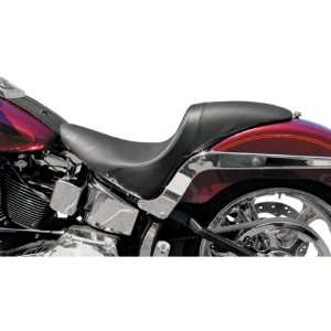 Danny Gray Short Hop Two Up XL Plain Motorcycle Seat For