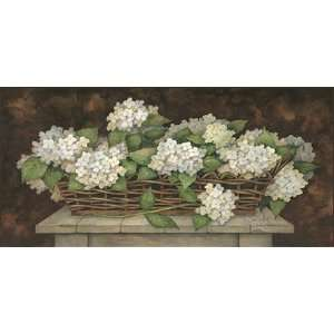 Flores Blancas by Annie Lapoint 7x4: Home & Kitchen
