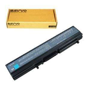 Bavvo Laptop Battery 6 cell compatible with TOSHIBA M30 801 M30 Series
