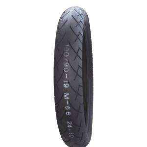 FULL BORE USA STREET MOTORCYCLE TIRE 100/90 19 FRONT