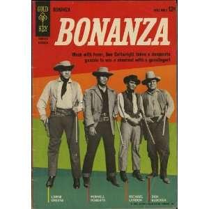 Bonanza Television Show (Gold Key Comic #5) December