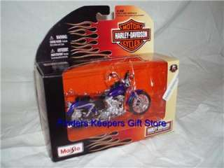 Harley Davidson 2000 FXDL Dyna Low Rider (NEW IN BOX)