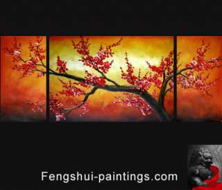 Koi paintings are Chinese Feng Shui decor. All our Feng Shui