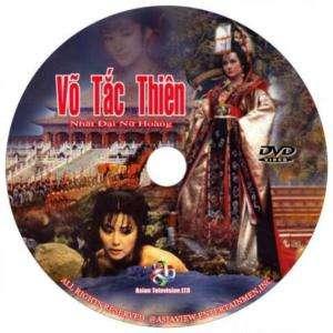 Vo Tac Thien, Tron Bo 20 Dvd, Phim Kiem Hiep Xua 40 Tap