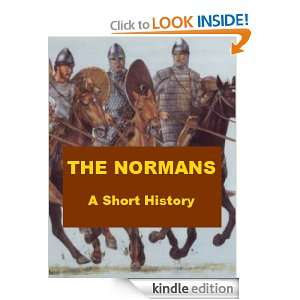 The Normans   A Short History Hugh Chisholm  Kindle Store