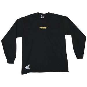 Joe Rocket Xl Black Honda Gold Wing L/S Shirt Everything