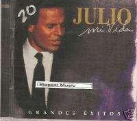 2CD SET JULIO IGLESIAS MI VIDA 39 GRANDES EXITOS LOW PR