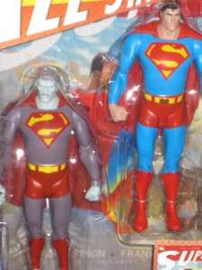 Grant Morrison ALL STAR SUPERMAN action figure BOXED SET The New 52