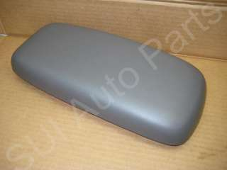 Toyota Tacoma Center Console Lid w/ Hindge Gray New OEM (T55 12z)(Qty