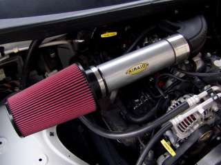 AirAid Cold Air Intake 1994 2001 Dodge Ram 318 360