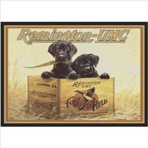 Remington Arms Remington UMC Hunting Rug Size: 2 8 x 3