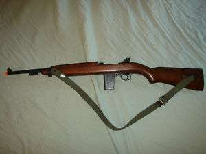 US M 1 CARBINE .30 CAL RIFLE W/SLING NON FIRING REPLICA