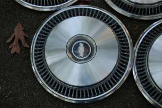 Chevrolet Camaro & Nova 14 HUBCAPS wheel covers #3051