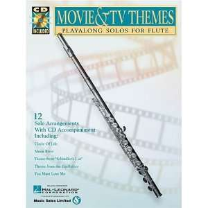 Movie and TV Themes Play Along Solos (Instrumental Folio