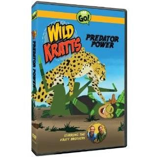 Wild Kratts: Predator Power DVD ~ .