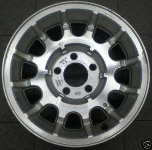 3264 FORD CROWN VICTORIA 15 FACTORY ALLOY OEM WHEEL RIM
