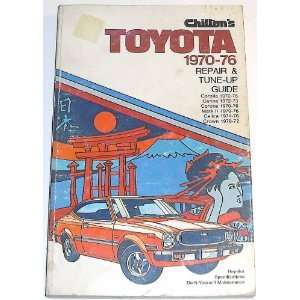 76: Corolla, Carina, Corona, Mark II, Celica, Crown: Cilton: Books