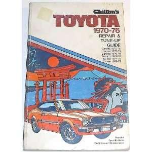 76 Corolla, Carina, Corona, Mark II, Celica, Crown Cilton Books