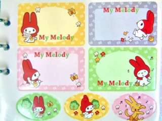 Sanrio My Melody Little Red Riding Hood Diary +Stickers