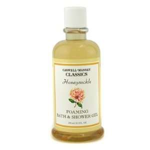 Caswell Massey 11568411103 Honeysuckle Foaming Bath & Shower Gel