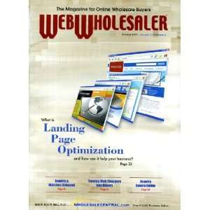 Magazine   The Magazine for Online Wholesale Buyers:  Books