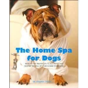 Home Spa for Dogs (9780760789728) Jennifer Cermak Books