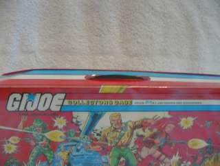Joe Collectore Case Holds 24 Figures Real American Hero Tara Toy