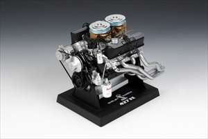 SHELBY COBRA 427 FE DIECAST ENGINE MODEL 1/6 SCALE BY LIBERTY CLASSICS