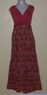 16W CHARTER CLUB Sunset Red Crinkle Shirt Dress NWT $89 NEW Plus Full