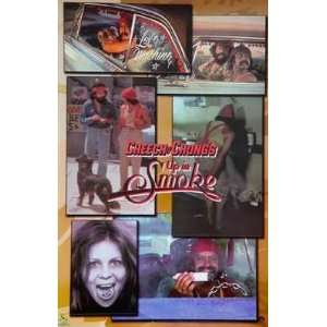 Cheech and Chong Up in Smoke Collage    Print