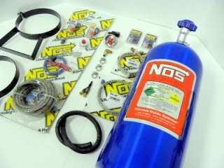 TOYOTA TERCEL YARIS MATRIX WET NITROUS SYSTEM NOS KIT