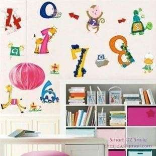 Animals ♥ REMOVABLE WALL/GLASS STICKERS DECALS Nursery Decor 4KIDS